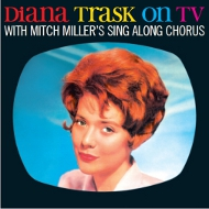 LPT1195  ダイアナ・トラスク DIANA TRASK DIANA TRASK ON TV 紙ジャケCD LPTIME
