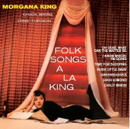 LPT1202  モーガナ・キング MORGANA KING FOLK SONGS A LA KING 紙ジャケCD LPTIME