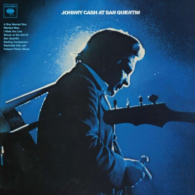 JOHNNY CASH - SAN QUENTIN (180GRAM LTD) - LP