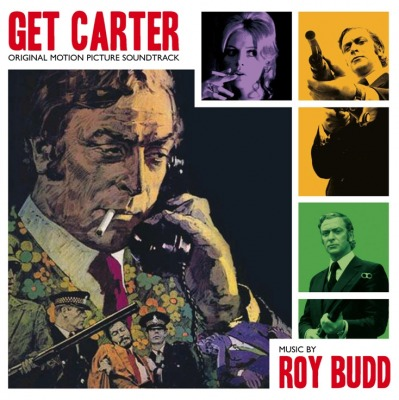 O.S.T.(by Roy Budd) - GET CARTER (180gram LP with gatefold sleeve LTD) - 33T
