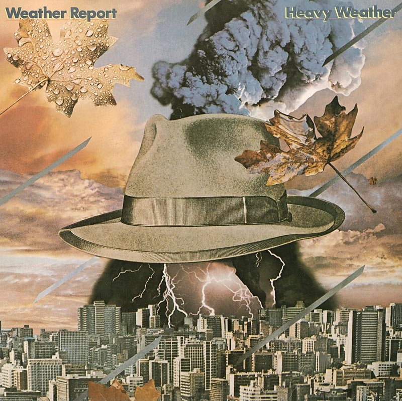 WEATHER REPORT / HEAVY WEATHER(180GRAM)(ジャズLP)