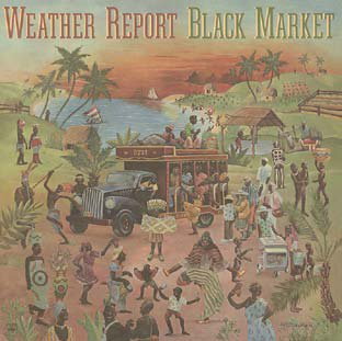 WEATHER REPORT / BLACK MARKET(180GRAM)(ジャズLP)