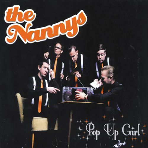 THE NANNYS / POP UP GIRL (JAZZ CD)