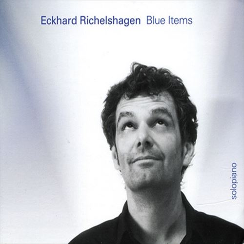 ECKHARD RICHELSHAGEN / BLUE ITEMS(ジャズCD)