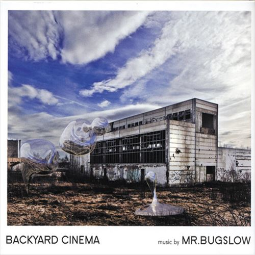 MR.BUGSLOW / BACKYARD CINEMA(ジャズCD)