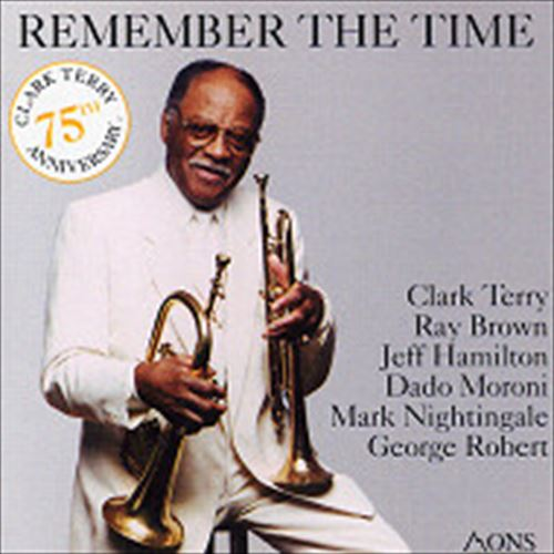 REMEMBER THE TIME (ジャズCD) / CLARK TERRY