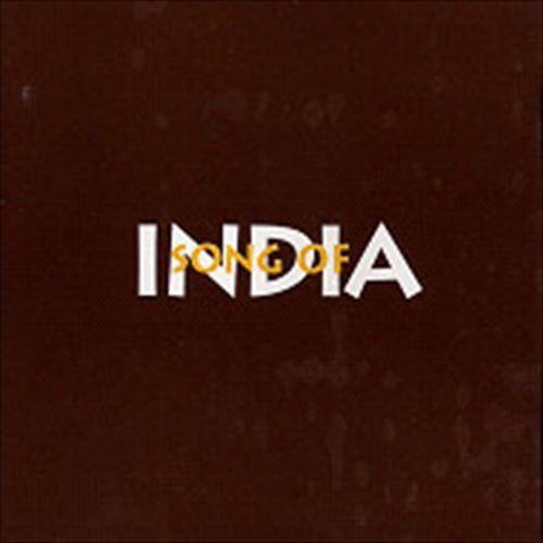 WOLFGANG FUHR - SONG OF INDIA - CD