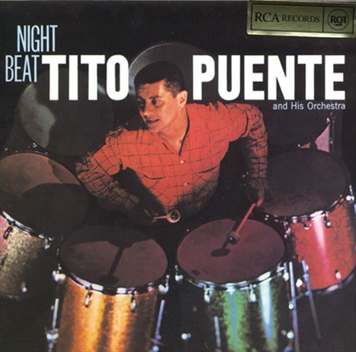 TITO PUENTE AND HIS ORCHESTRA / NIGHT BEAT (ジャズCD)