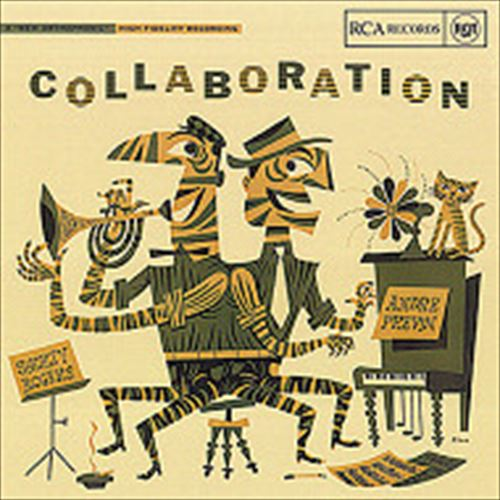 COLLABORATION (ジャズCD) / SHORTY ROGERS AND ANDRE PREVIN