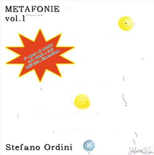 Stefano Ordini / Metafonie Vol.1(ジャズCD)