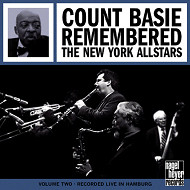 NEW YORK ALLSTARS / COUNT BASIE REMEMBERED VOL.2 (ジャズCD)
