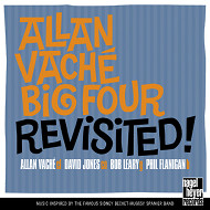 Allan Vache Big Four / Revisited (ジャズCD)