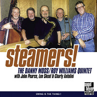 DANNY MOSS / ROY WILLIAMS QUINTET / STEAMERS! (ジャズCD)