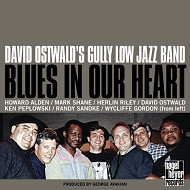 DAVID OSTWALD'S GULLY LOW / BLUES IN OUR HEART (ジャズCD)