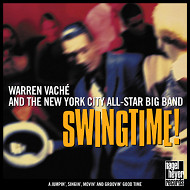 WARREN VACHE AND THE NEW YORK CITY ALL-STAR BIG BAND / SWINGTIME! (ジャズCD)