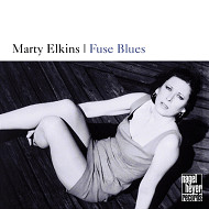 MARTY ELKINS / FUSE BLUES (ジャズCD)