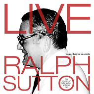 RALPH SUTTON / LIVE-THE MUSIC OF FATS WALLER VOLUME 2 (ジャズCD)