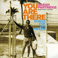 SARAH PARTRIDGE / YOU ARE THERE (ジャズCD)