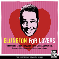VARIOUS / ELLINGTON FOR LOVERS-THE DUKE'S MOST ROMANTIC SONGS- (ジャズCD)