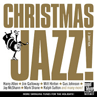VARIOUS / CHRISTMAS JAZZ-MORE SWINGING TUNES FOR THE HOLIDAYS (ジャズCD)