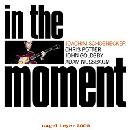 JOACHIM SCHOENECKER / IN THE MOMENT (ジャズCD)