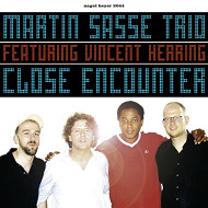 MARTIN SASSE TRIO FEAT.VINCENT HERRING / CLOSE ENCOUNTER (ジャズCD)