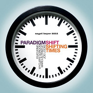 PARADIGM SHIFT / SHIFTING TIMES (ジャズCD)