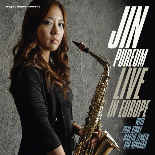 JIN PUREUM / LIVE IN EUROPE(ジャズCD)