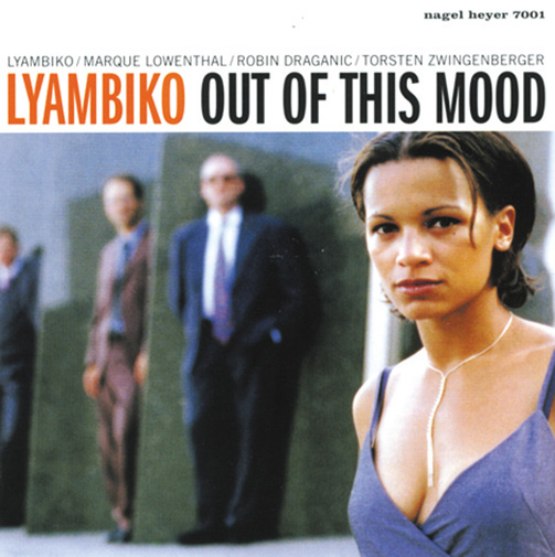 Lyambiko / Out Of This Mood (ジャズCD)