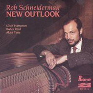 ROB SCHNEIDERMAN / NEW OUTLOOK (ジャズCD)