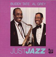 BUDDY TATE / AL GREY / JUST JAZZ (ジャズCD)