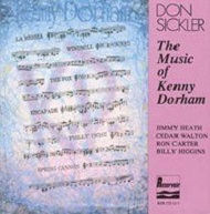 DON SICKLER / THE MUSIC OF KENNY DORHAM (ジャズCD)