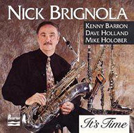Nick Brignola / It'S Time (ジャズCD)