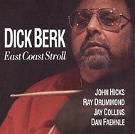 Dick Berk / East Coast Stroll (ジャズCD)