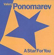VALERY PONOMAREV / A STAR FOR YOU (ジャズCD)