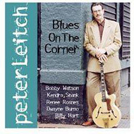 PETER LEITCH / BLUE ON THE CORNER (ジャズCD)