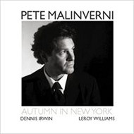 PETE MALINVERNI / AUTUMN IN NEW YORK (ジャズCD)