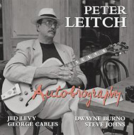 PETER LEITCH / AUTOBIOGRAPHY (ジャズCD)