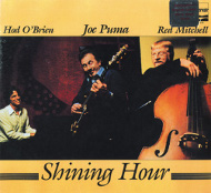 JOE PUMA / SHINING HOUR  (ジャズLP)