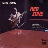 PETER LEITCH / RED ZONE  (ジャズLP)