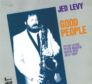 JED LEVY / GOOD PEOPLE  (ジャズLP)