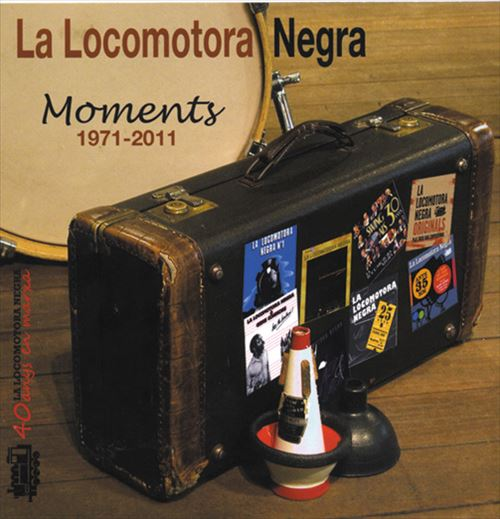 LA LOCOMOTORA NEGRA / MOMENTS 1971-2011 (ジャズCD)