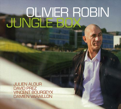 OLIVIER ROBIN / JUNGLE BOX