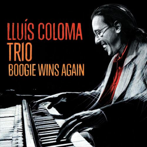 LLUIS COLOMA TRIO / BOOGIE WINS AGAIN