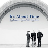 GREG RUGGIERO / IT'S ABOUT TIME