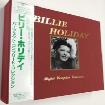 BILLIE HOLIDAY / PERFECT COMPLETE COLLECTION BOX(12CD) (ジャズCD)