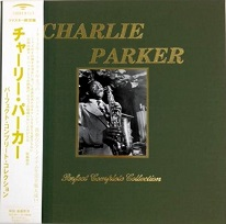 PERFECT COMPLETE COLLECTION BOX(18CD) (ジャズCD) / CHARLIE PARKER