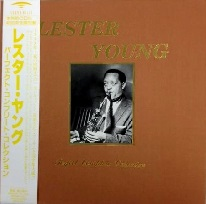 PERFECT COMPLETE COLLECTION BOX(16CD) (ジャズCD) / LESTER YOUNG