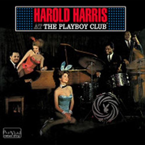HAROLD HARRIS / AT THE PLAYBOY CLUB (ジャズCD)