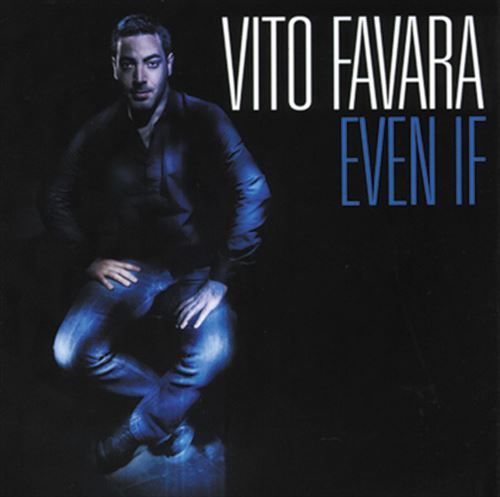 VITO FAVARA / EVEN IF (ジャズCD)